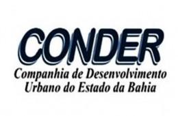 CONDER – Companhia de Desenvolvimento Urbano do Estado da Bahia