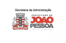 SEAD – Secretaria de Administração da Prefeitura de João Pessoa