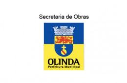 Secretaria de Obras da Prefeitura de Olinda