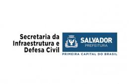 SINDEC – Secretaria de Infraestrutura, Habitação e Defesa Civil da Prefeitura de Salvador